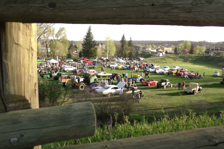 The Car Show Pagosa Springs