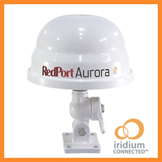 Aurora Iridium Satellite WiFi Terminal