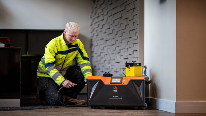 Vert Technologies Launches Low-Noise 100% Duty Compressor for Faster Fibre Installations