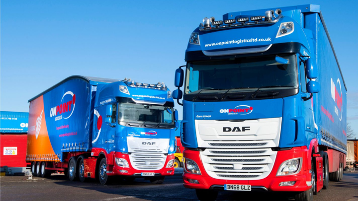 Onpoint Logistics Cuts Fuel Bill by a Third Using Connected Fleet Management