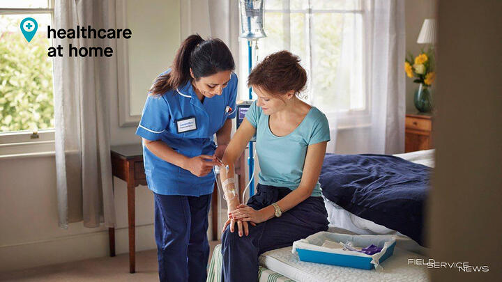 Industry Spotlight: Healthcare at Home