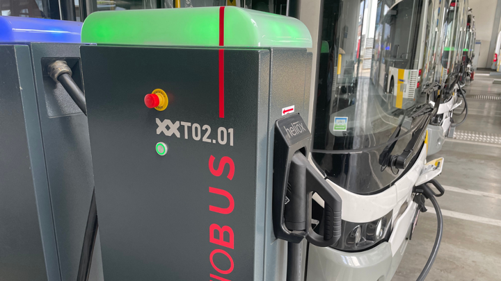 Rapid charging expert Heliox launches New 180kW Flex Charge System ™