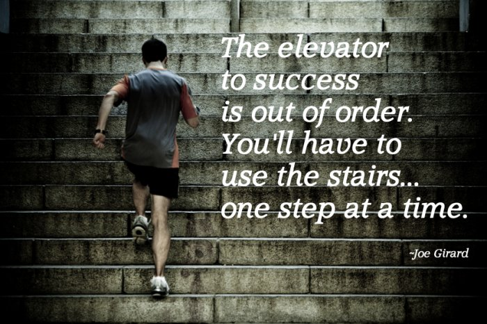 Startups the elevator to success is out of order