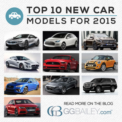 2015 Car Models Top 2015 car models