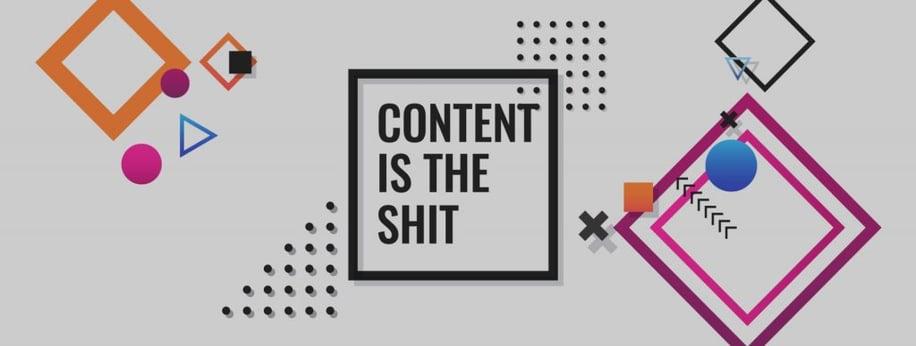 [WORKSHOP CDMX] CONTENT IS THE SHIT