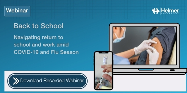 Webinar Recap | Back to School: Navigating return to school and work amid COVID-19 and Flu Season