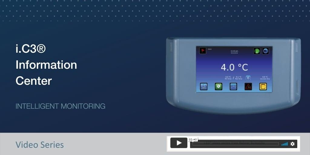 Integrated Medical-Grade Refrigeration through i.Series®
