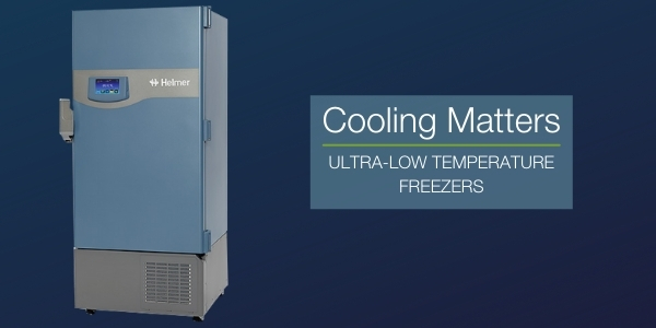 Ultra-Low Freezers Designed to Prevent Warm-Ups