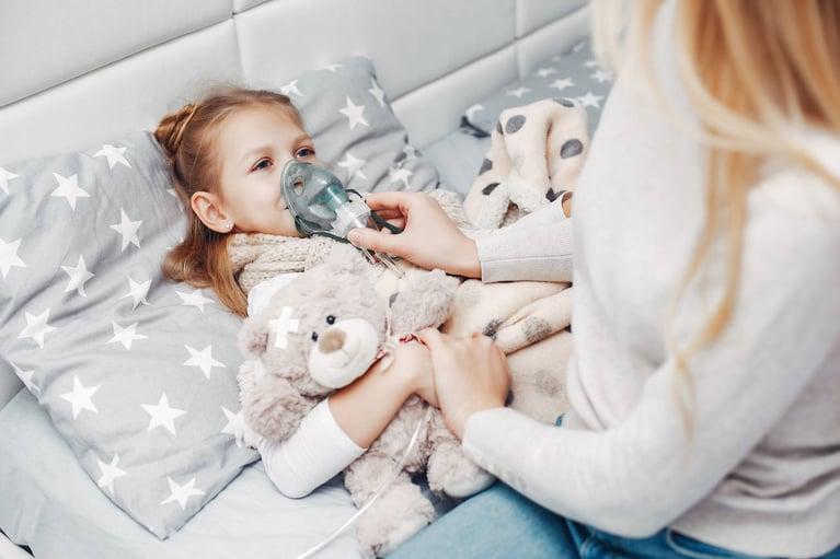 Spirometria u dzieci – przygotowanie, przebieg badania, wyniki