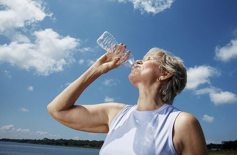 Why We Should All Drink More Water