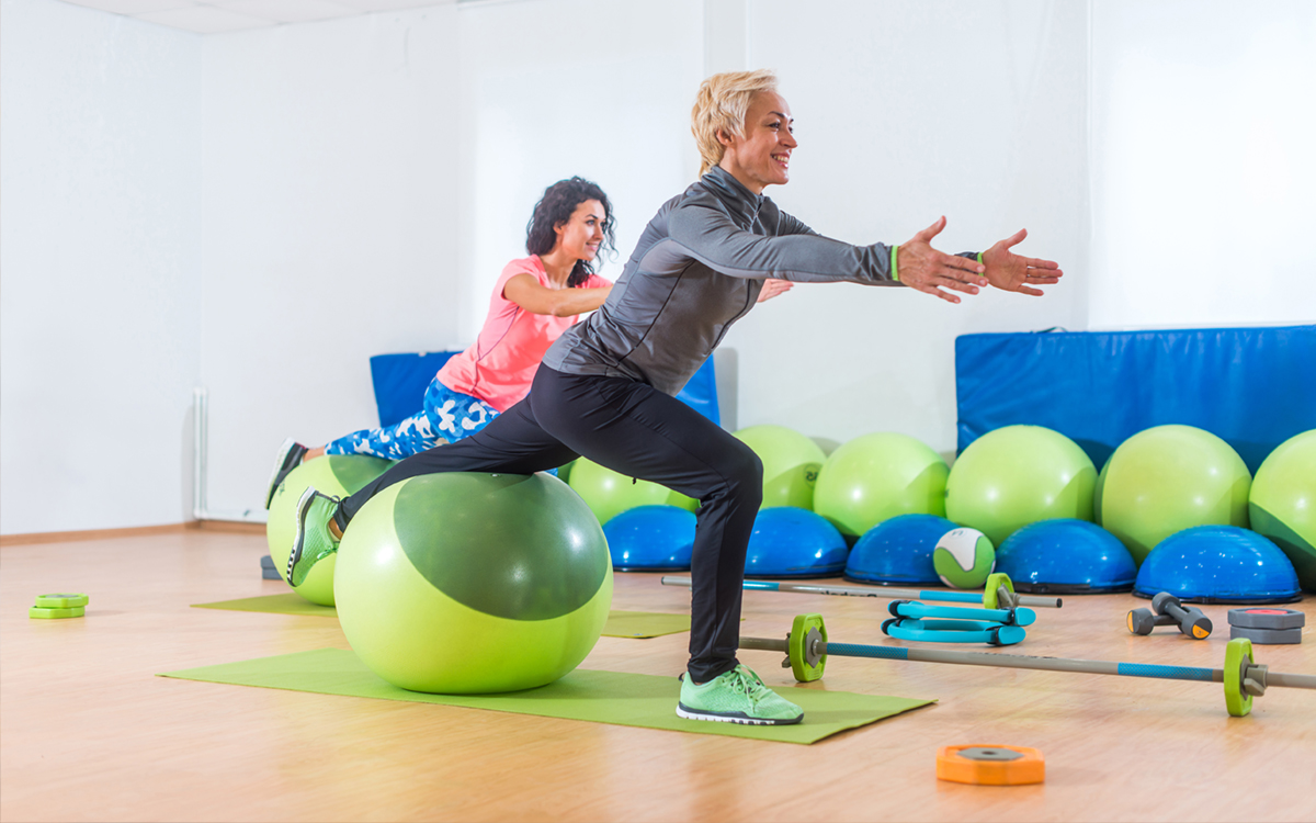 9 Coach-approved Balance and Stability Exercises