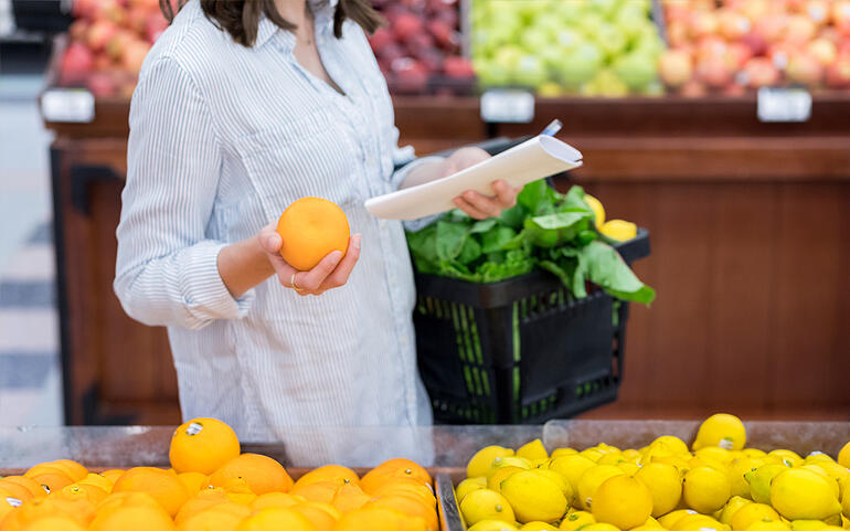 11 Reasons to Shop With a Grocery List