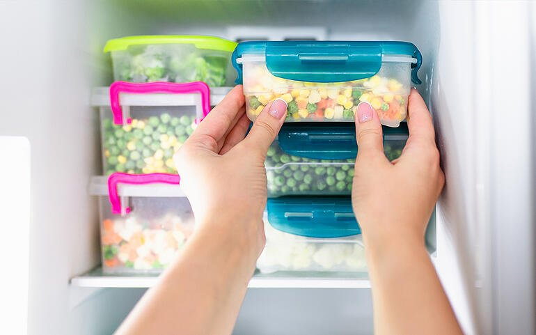 Food Shopping & Meal Planning (When Eating Out Isn't an Option)
