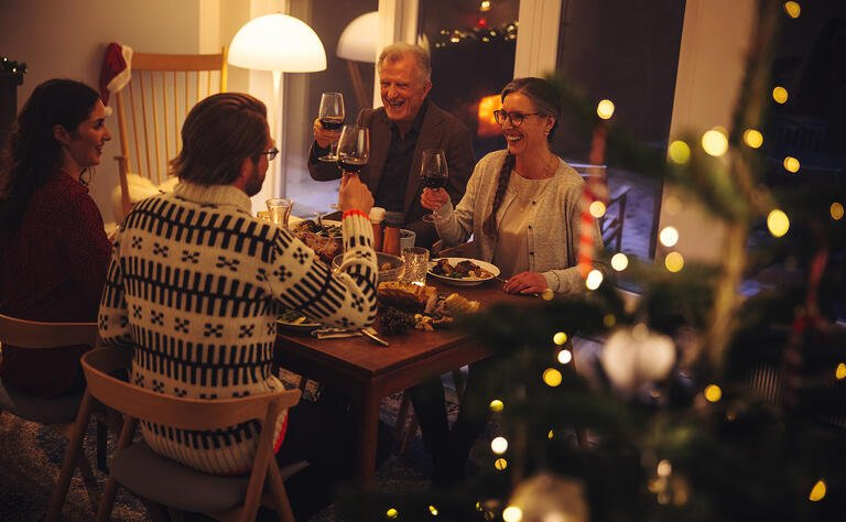 Healthiest Alcohol to Drink during the Holidays