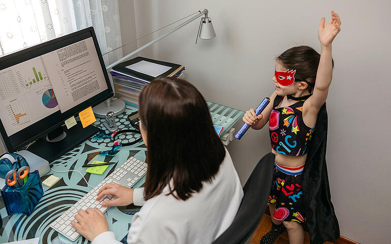 9 Ways to Create a Healthy Work-from-home Routine