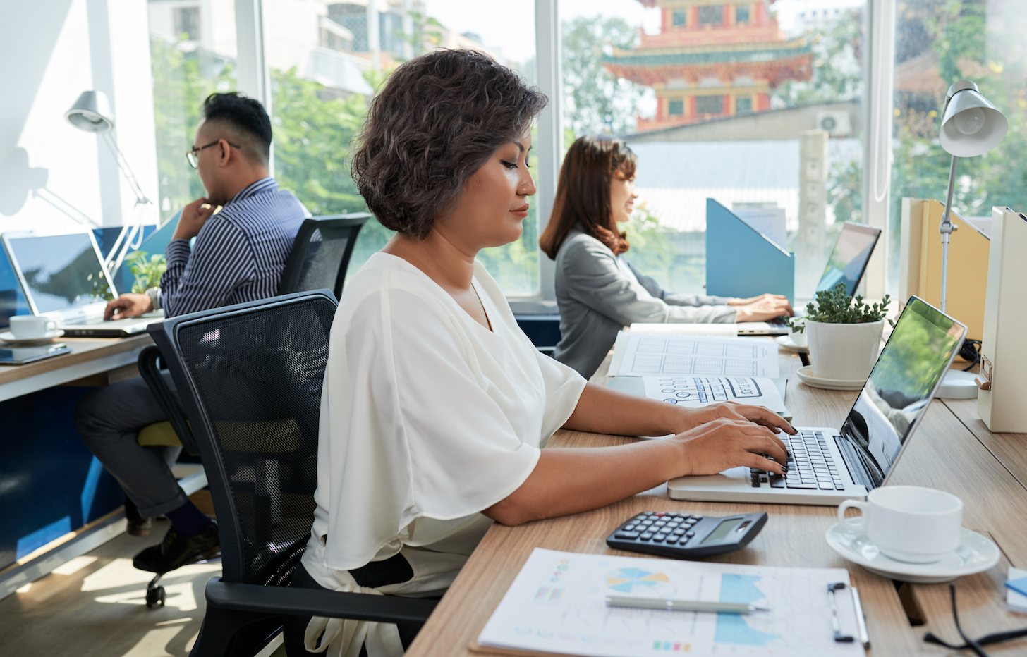 6 Reasons Why Accountants Need a Co-Working Office Space for Q4