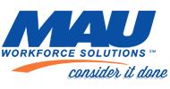 MAU Workforce Solutions Logo