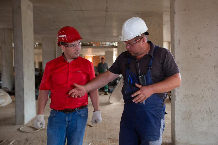 How to Expand Your Construction Business Using a Loan