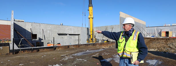 VIDEO: Get an Inside Look at Brainerd's Pool Addition During Construction