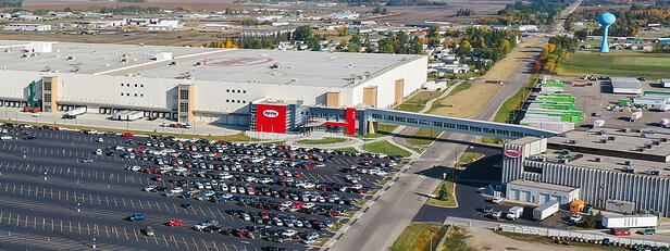Widseth's Digi-Key Expansion Project Receives ACEC/MN Grand Award