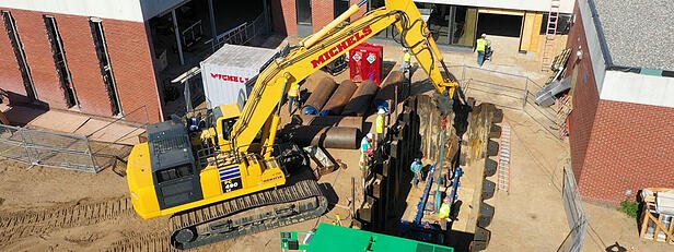 VIDEO: Widseth's Jack & Bore Solution Saves Brainerd High School Project $600,000