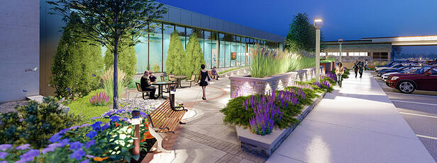 It's National Landscape Architecture Month. See Our Work in this Video.