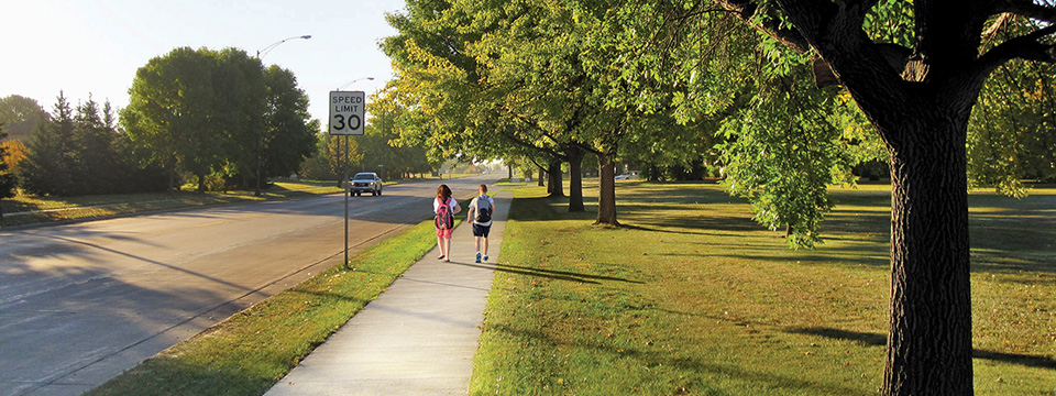 Safe Routes to School Demonstration Project Technical Assistance Available
