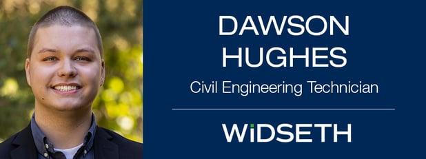 Widseth Welcomes Hughes to Civil Engineering Team