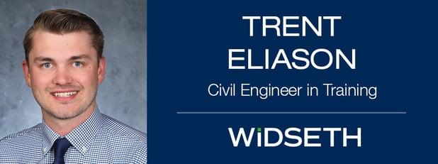 Eliason Joins Widseth's Civil Engineering Team