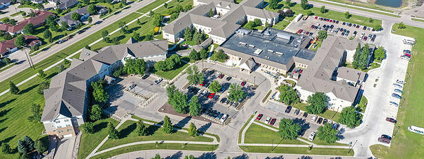 It's National Senior Citizens Day. Widseth Celebrates by Honoring 18-Year Relationship with Valley Senior Living
