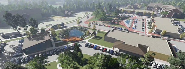 VIDEO: Widseth Helps Crosslake Visualize New Development Around Town Square