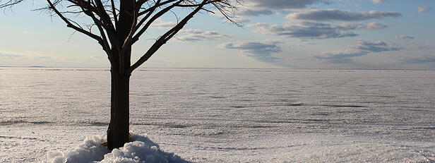 Gull Lake Ice-Out Dates: Is There A Trend?