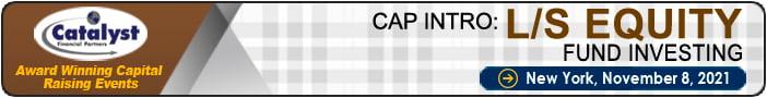 Catalyst Cap Intro: L/S Equity Fund Investing