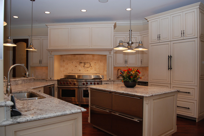 Custom cabinetry highland park which cabinet design is right for you - Kitchen designs unlimited ...