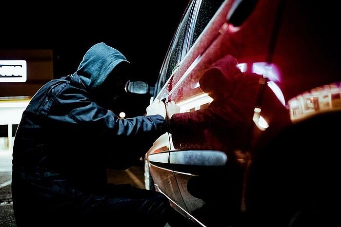 The 10 Most Stolen Vehicles In America