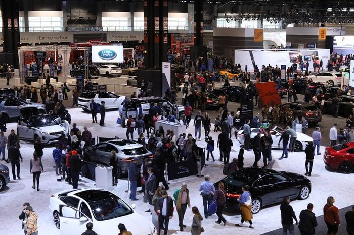 2021 Chicago Auto Show Runs July 15-19th