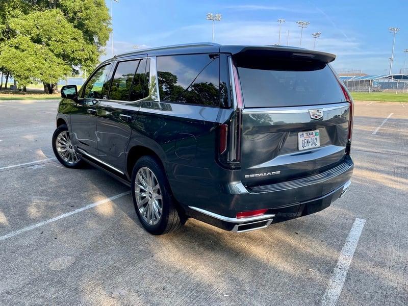 2nd Quarter 2021 Large Luxury SUV Sales