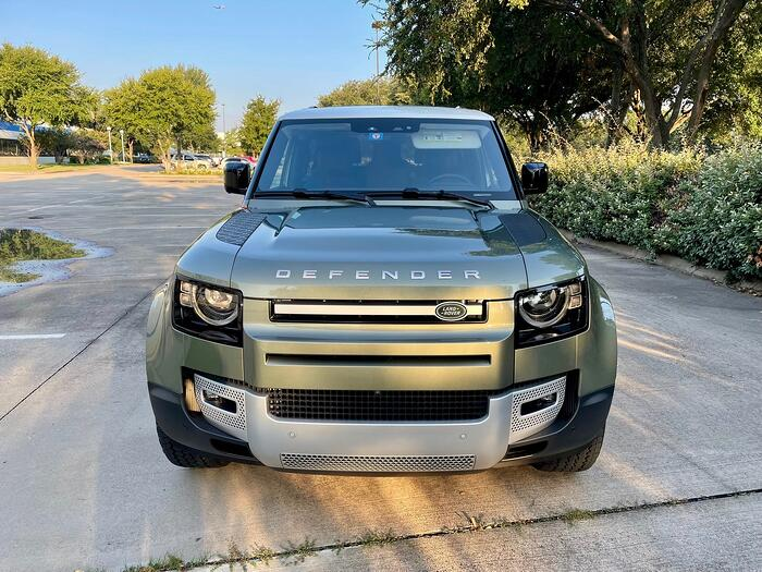 2021 Land Rover Defender P90 First Edition Review