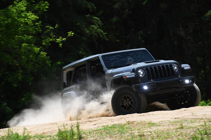 Jeep Announces Xtreme Recon Package For Wrangler