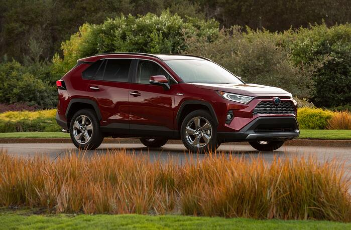 Year-To-Date Top 25 Best-Selling SUVs (Updated)