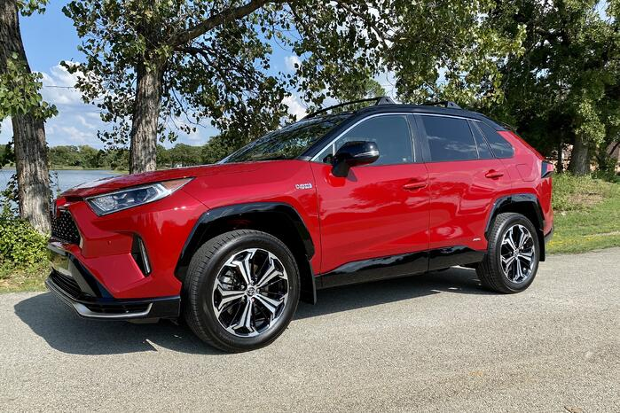 Top 25 Best-Selling SUVs Year-To-Date