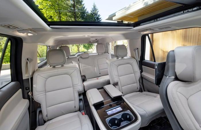 2022 Lincoln Navigator 3rd Row Luxury