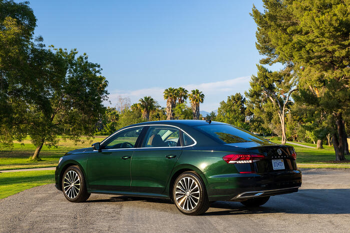 Volkswagen Will End U.S. Passat Production With Limited Edition