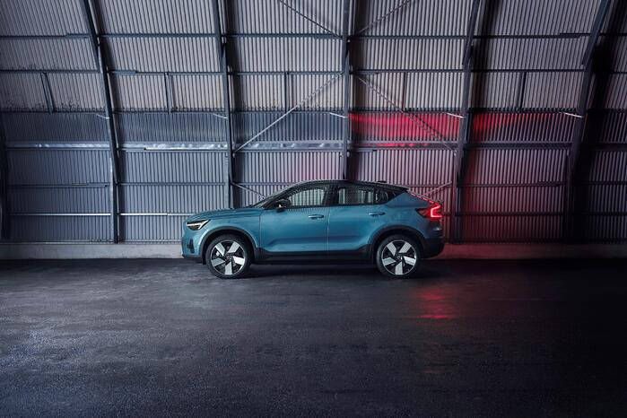 2022 Volvo C40, Leather-Free SUV Priced From $58,750