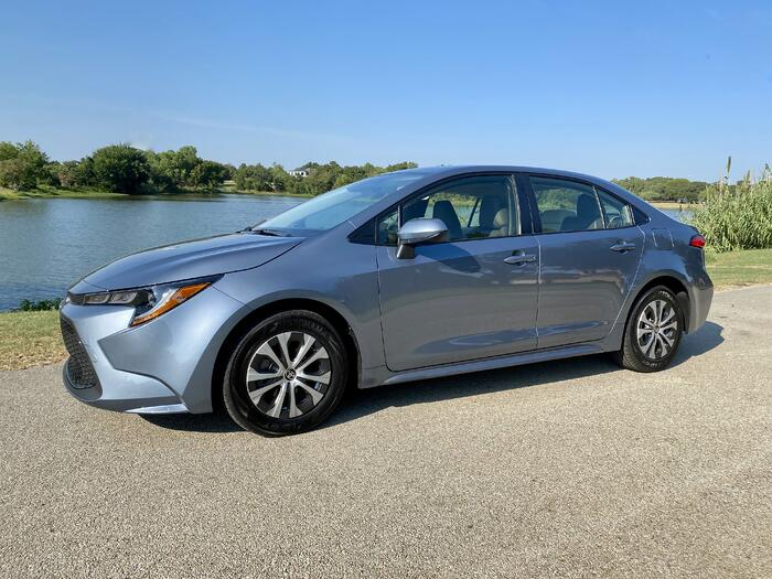 2022 Toyota Corolla Hybrid LE Review