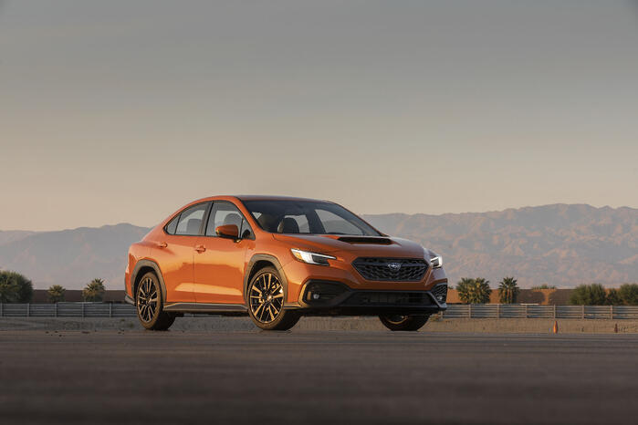 Subaru Debuts All-New 2022 WRX