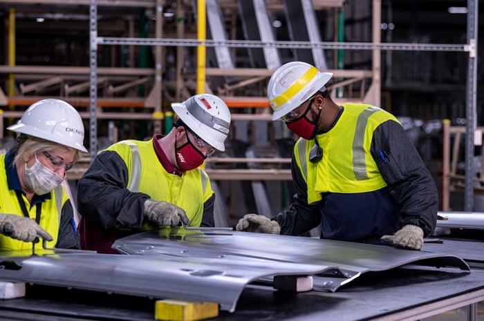 Mazda Toyota Plant Begins 2022 Corolla Cross Production