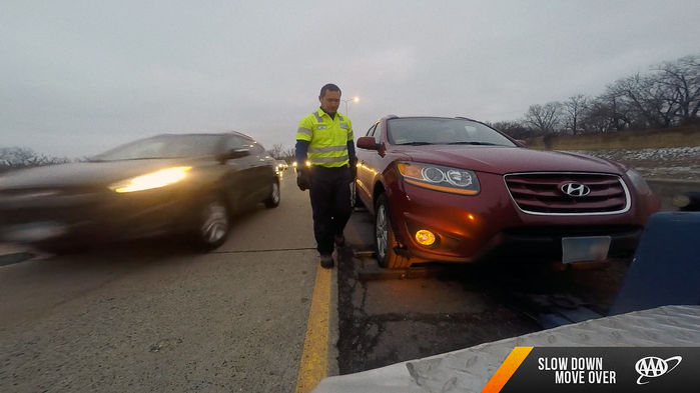 Two AAA Wrecker Drivers Killed Helping Motorists