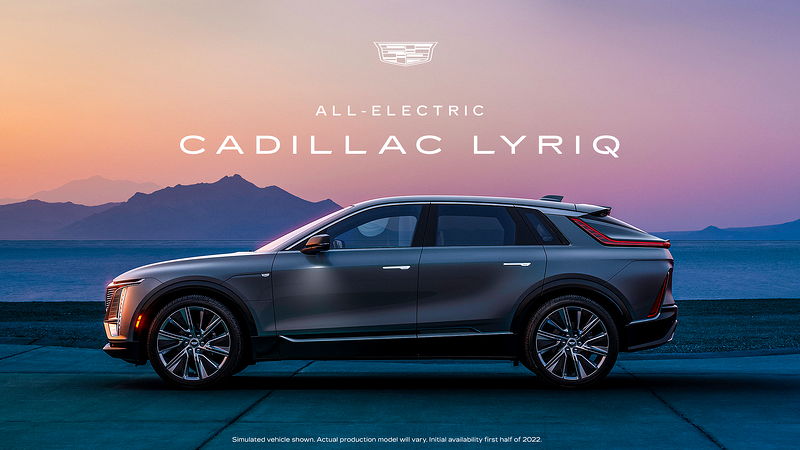 2023 Cadillac LYRIQ Debut Edition Reservations Are Full