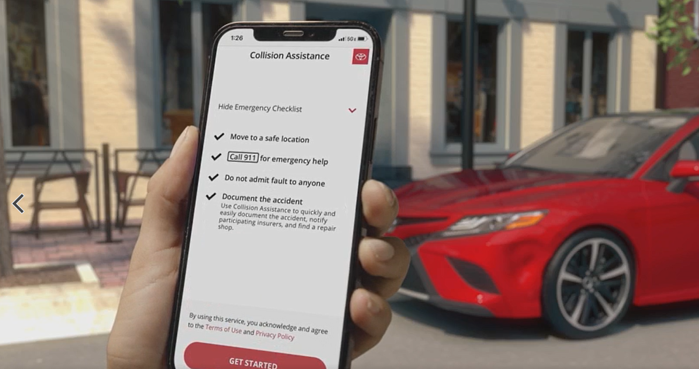 Toyota, Lexus Launch New Available Collision Assistance Service